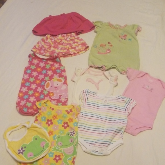 mixed Other - Bundle of baby girl clothes